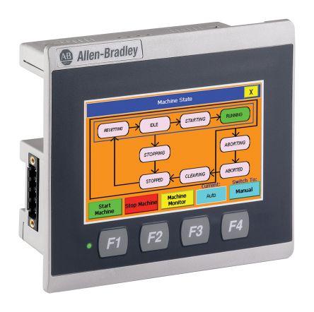 Pannello Touch Allen-Bradley